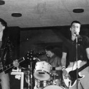 Les Fils en concert à SupAéro Toulouse 1981