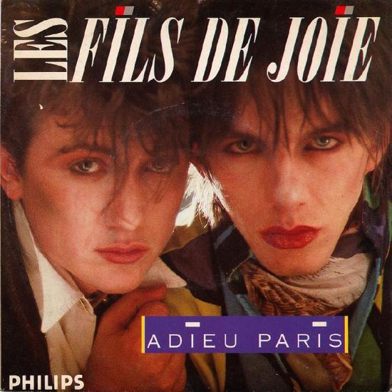 Adieu Paris (version 2)